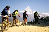 Tibet: 26-Day Biking Tour
