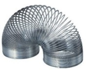 Original Metal Slinky - Kids & Toys