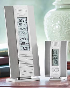 Wireless Weather Station Combo