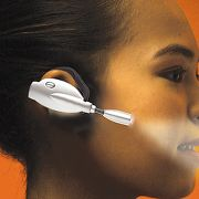 Hands-Free Over-Ear Book Light - Consumer Electronics