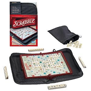 Travel Scrabble - Kids & Toys