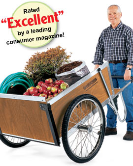 Gardener's Supply Cart - Home & Garden