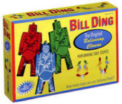 Bill Ding The Original Balancing Clowns