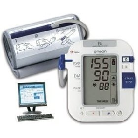 Omron HEM-790IT Automatic Blood Pressure Monitor